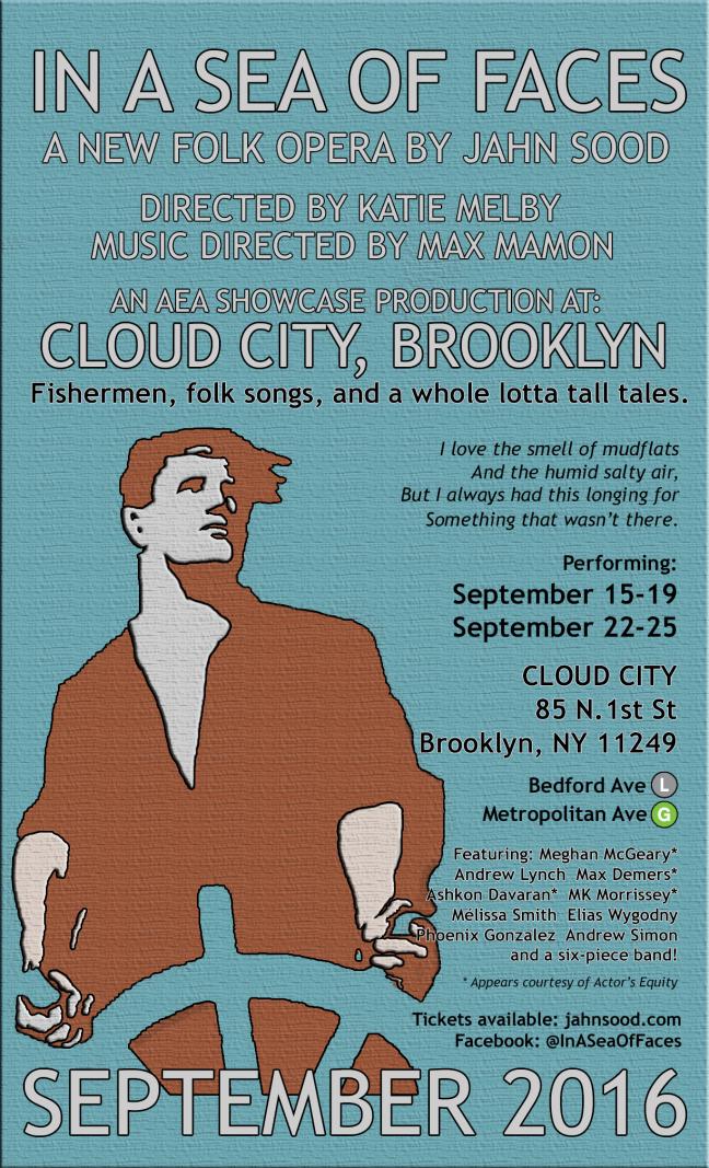 InASeaOfFaces_CloudCityPoster